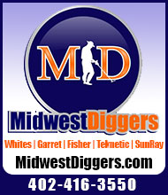 Midwest Diggers - Your Metal Detector Source!